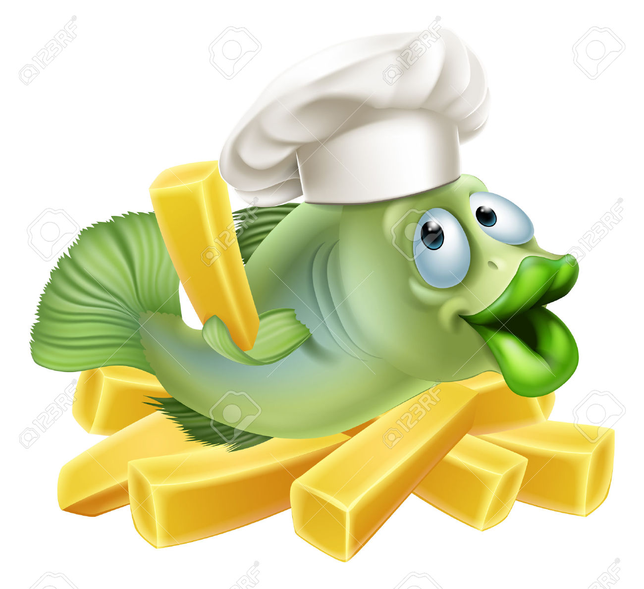 1,850 Friendly Fish Stock Illustrations, Cliparts And Royalty Free.