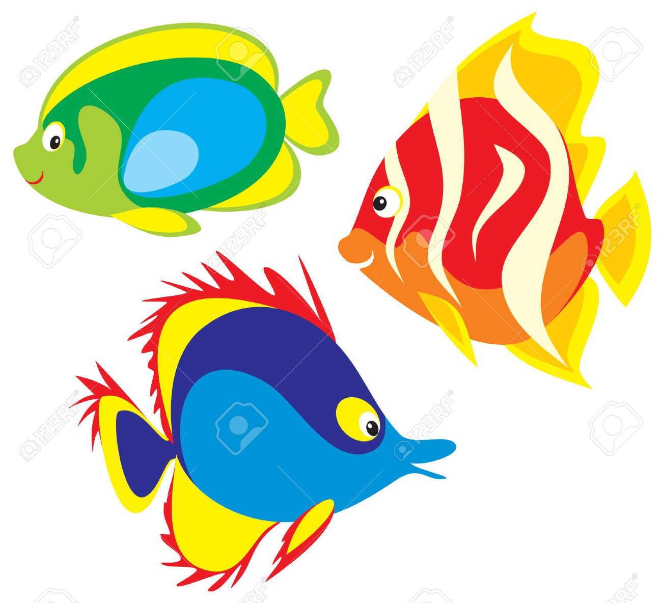 Fish Royalty Free Cliparts, Vectors, And Stock Illustration. Image.