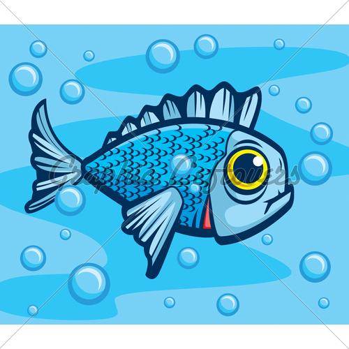 Fish Underwater · GL Stock Images.