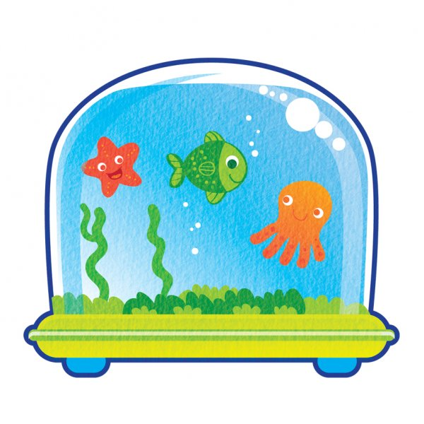 Animated fish tank clipart free download.