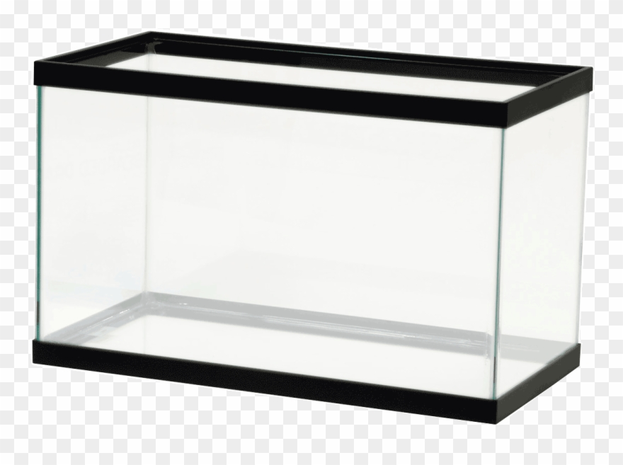 Tank Clipart Rectangular Fish Tank.