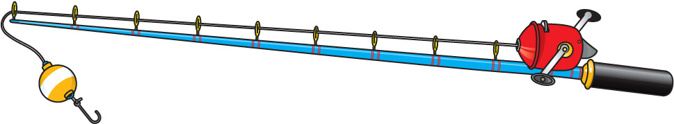 Fishing Pole Clipart & Fishing Pole Clip Art Images.