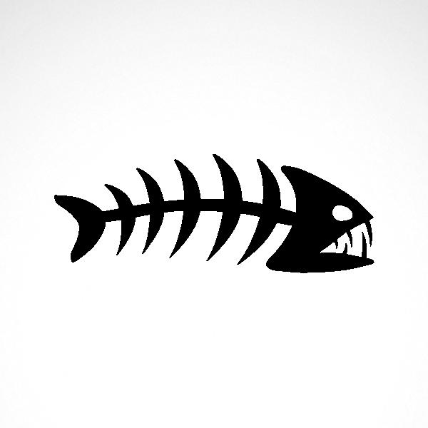 Simple color vinyl Fishbone.