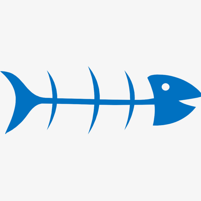 Creative Fishbone, Creative, Fishbone, Fish PNG Transparent Clipart.