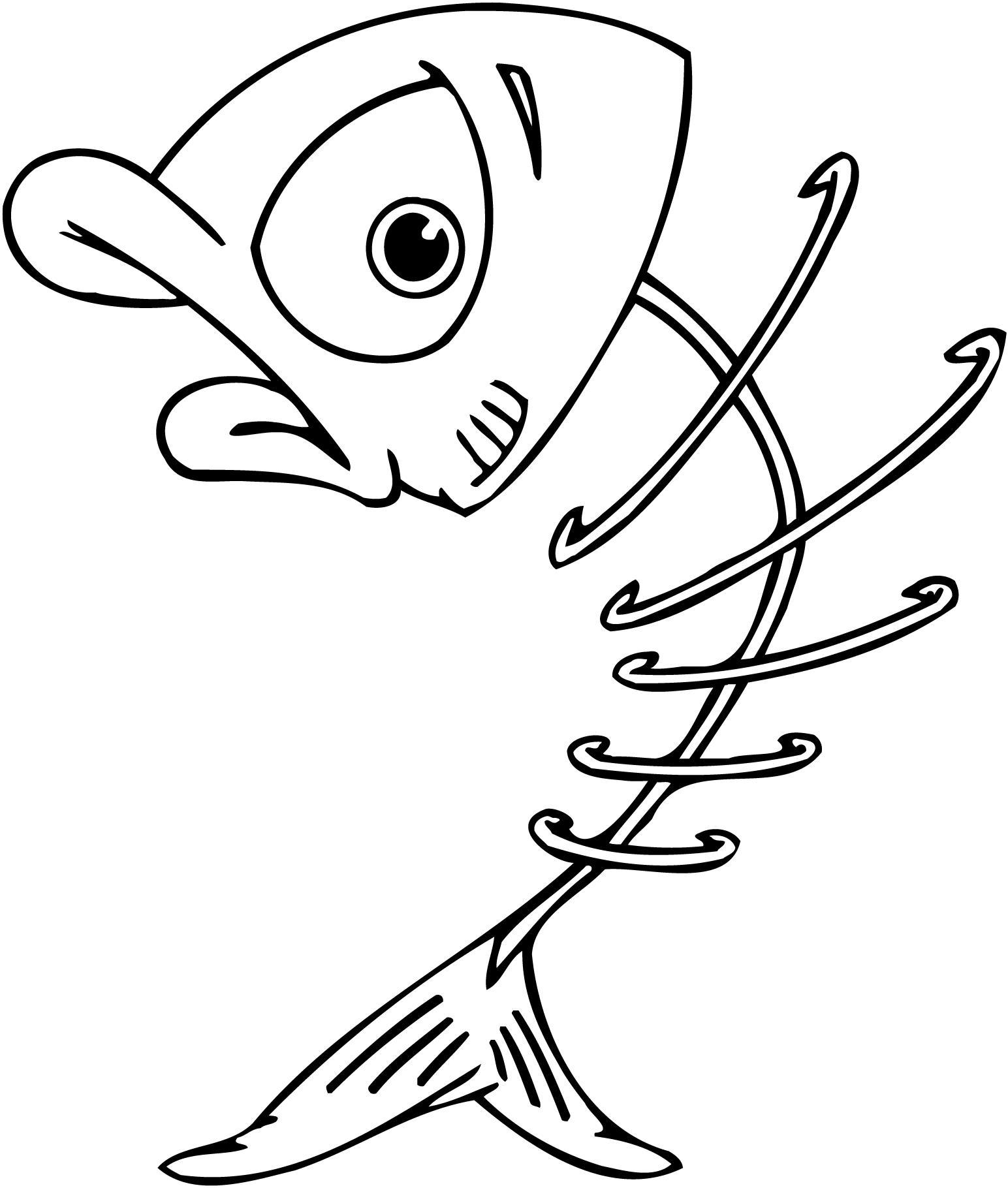 Images Of Fish Bones.