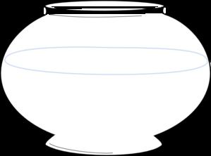 Fishbowl Clipart.