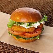 Fish burger Images and Stock Photos. 2,916 fish burger photography.