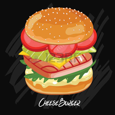 169 Burgers Pub Stock Vector Illustration And Royalty Free Burgers.