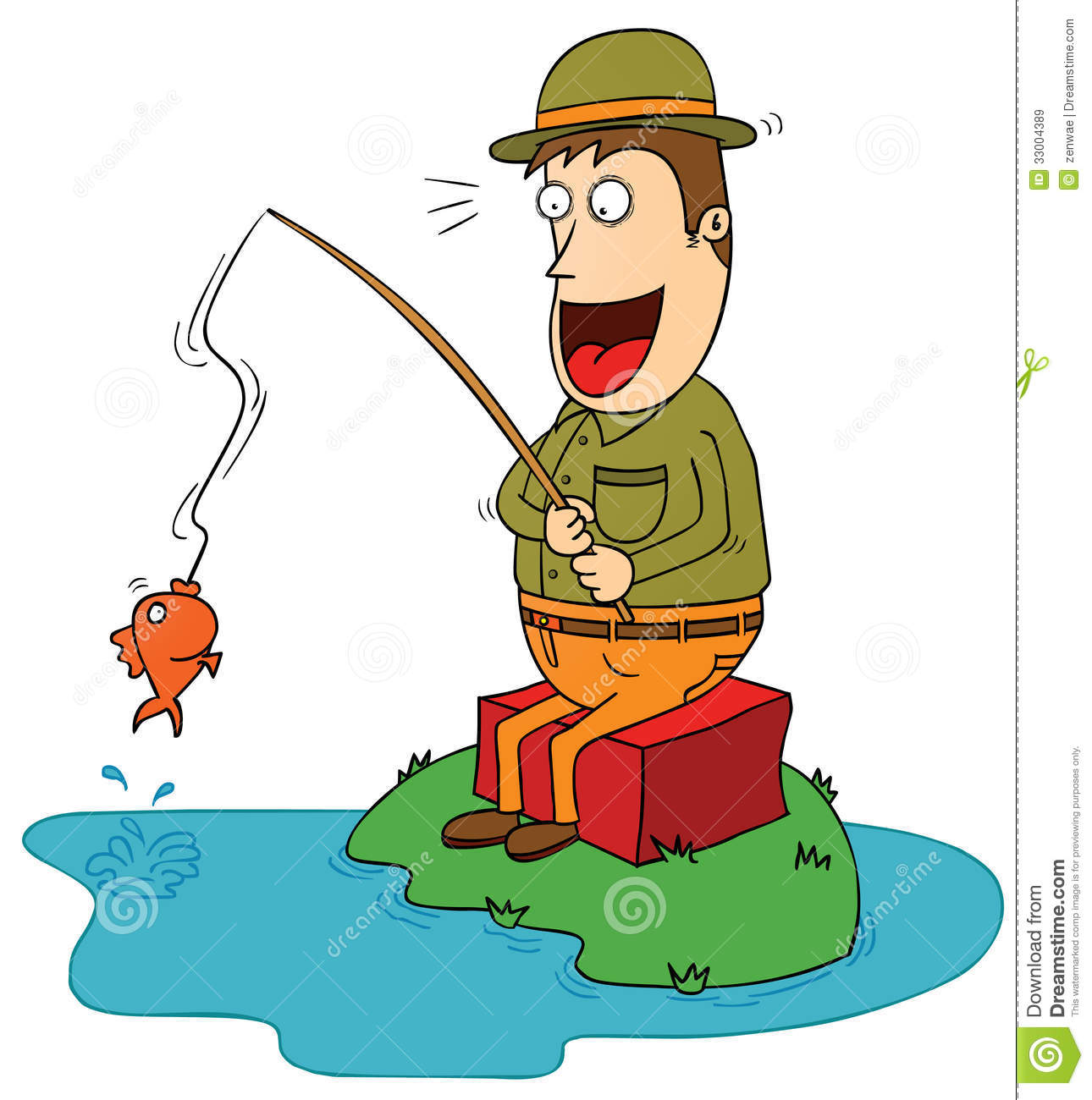Fisher man clipart - Clipground