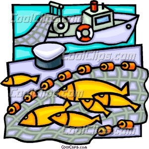 Fisheries Clip Art.