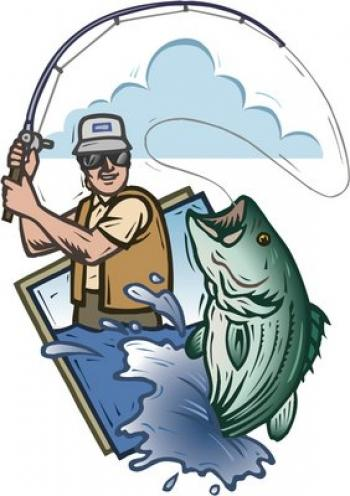Fishery clipart.