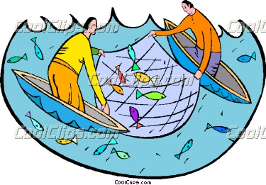 Fisheries Clip Art.