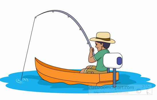 Fishing : fisherman.