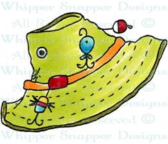 Fishing Hat Clipart.