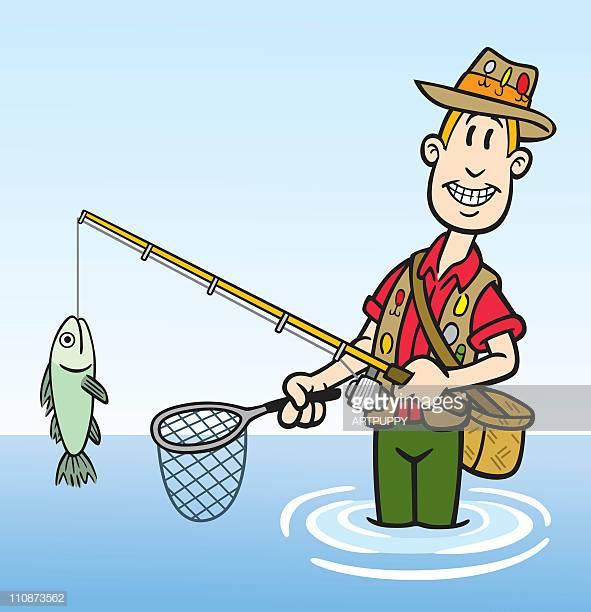 60 Top Fisherman Stock Illustrations, Clip art, Cartoons, & Icons.