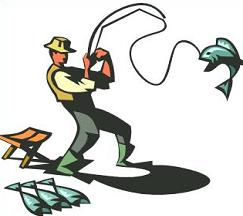 Free Fisherman Clipart.