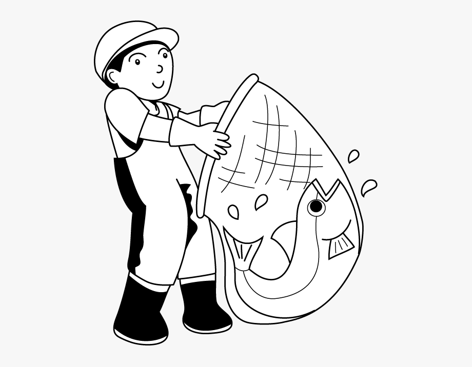 Fishing Net Clip Art.