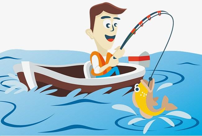 Fisherman clipart png 4 » Clipart Portal.