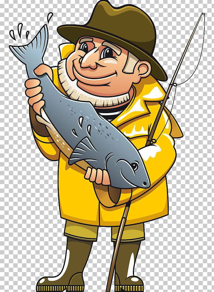 Fisherman Fishing PNG, Clipart, Animals, Art, Business Man, Can.