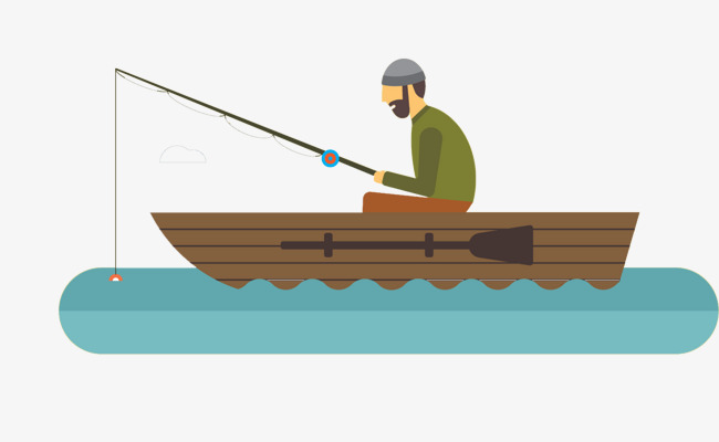 3487 Boat free clipart.