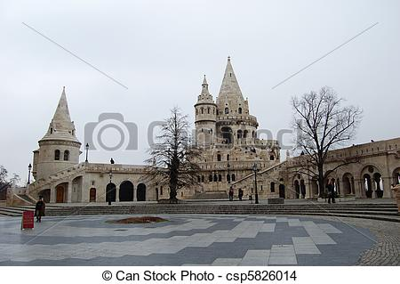Stock Photo of Budapest, Hungary.