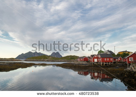 Fishermans Cottage Stock Photos, Royalty.