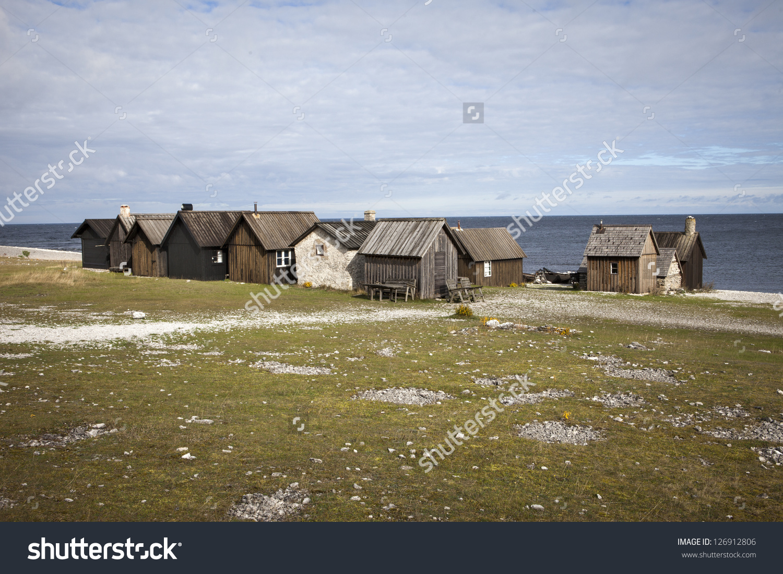 Faro Island Gotland Sweden There Very Stock Photo 126912806.