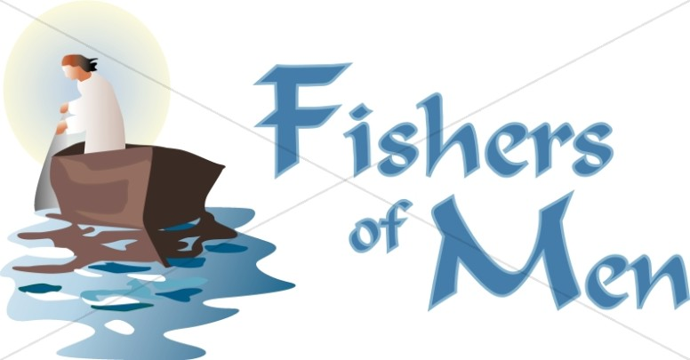 Fishers of Men with Boat.