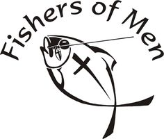 Fishers of men clipart.