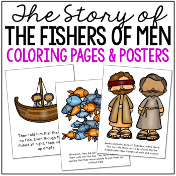 Fishers Of Men Worksheets & Teaching Resources.