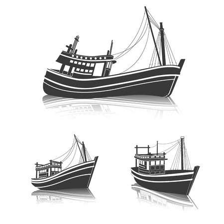 15,941 Fishing Boat Cliparts, Stock Vector And Royalty Free Fishing.