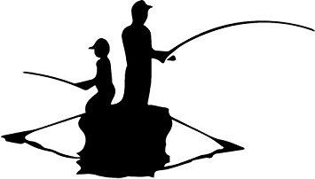 Fishing Boat Silhouette Clip Art at GetDrawings.com.