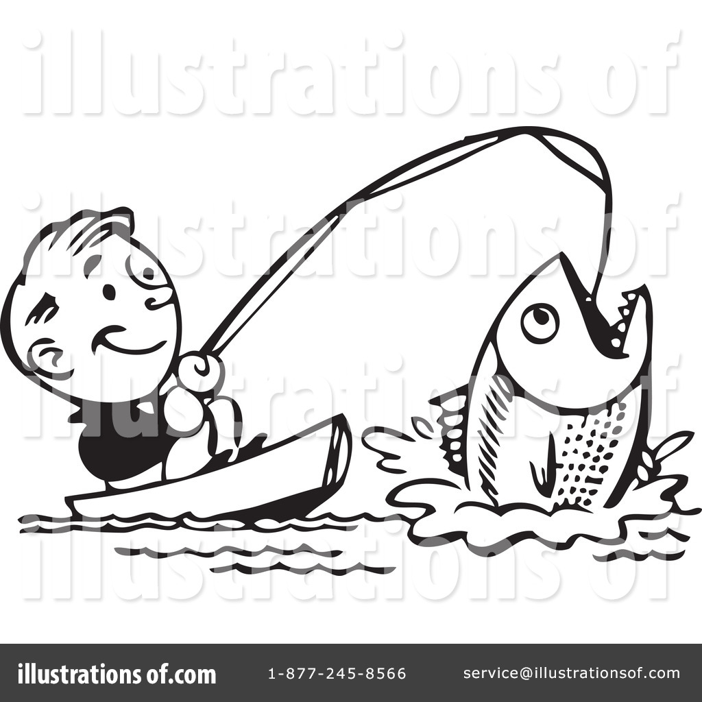 Fishing Clipart #210356.