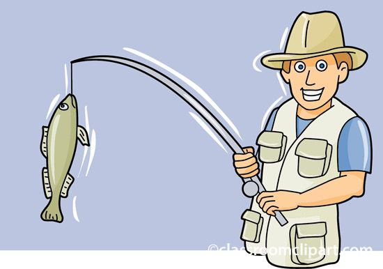 Fishing Tackle Boxes Clipart.