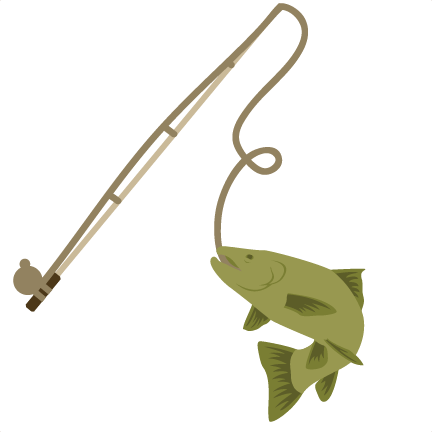 Fishing Clipart transparent PNG.