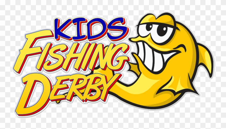 5th Annual Youth Fishing Derby Clipart (#3891869).