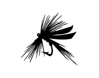 Free Fly Fishing Silhouette Clip Art, Download Free Clip Art.