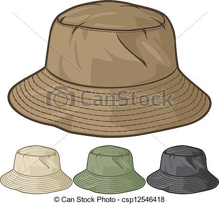 Fishing Hat Clipart.