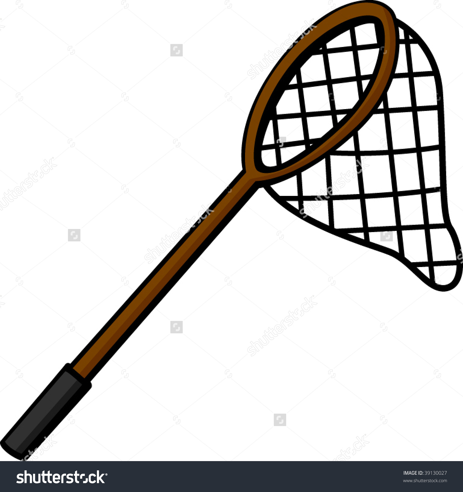 net clipart stock vector fishing net retro clipart illustration.