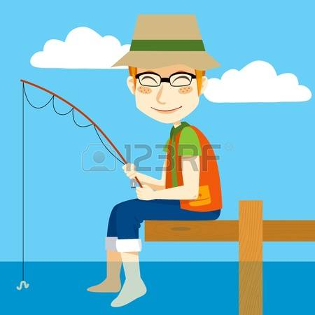 355 Fishing Pier Stock Vector Illustration And Royalty Free.