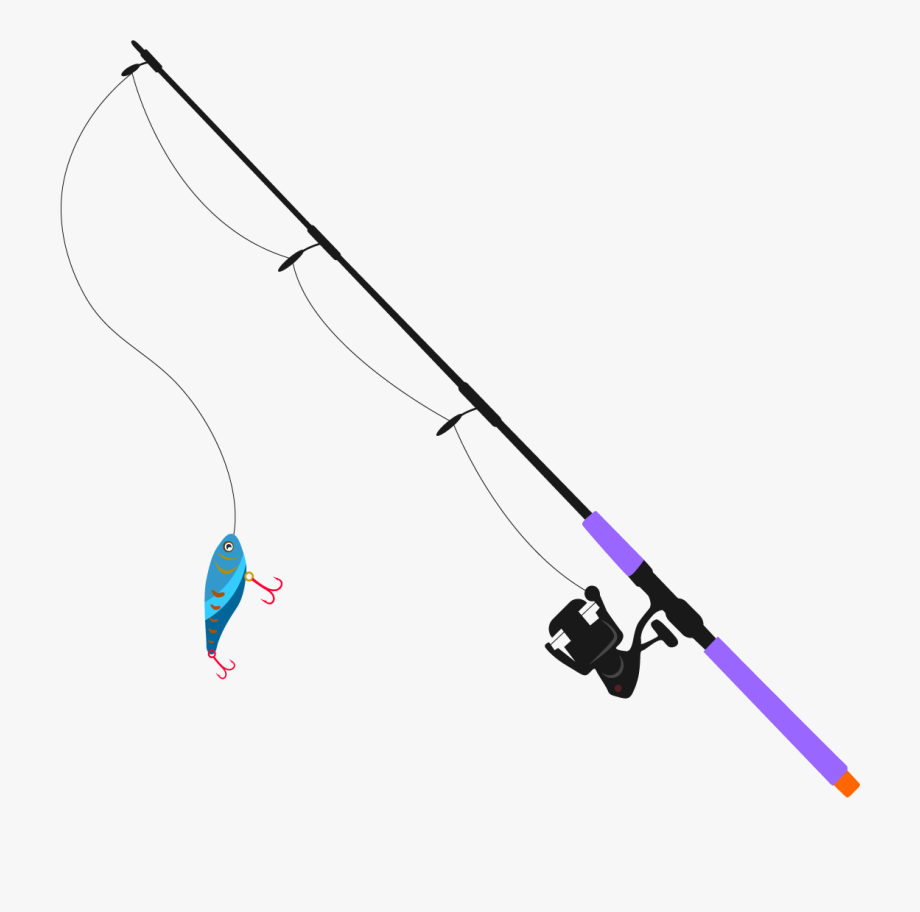 Fishing Pole Clipart Png Image01.