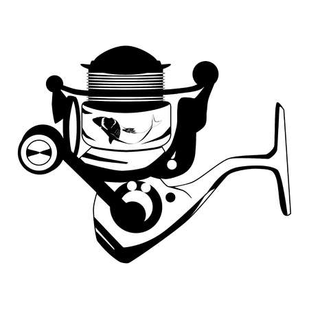 5,009 Fishing Reel Stock Illustrations, Cliparts And Royalty Free.