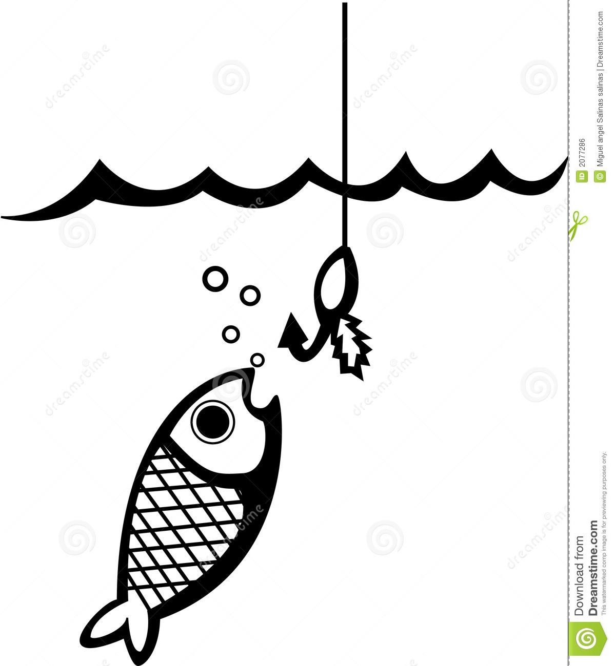 Fishing scales clipart - Clipground