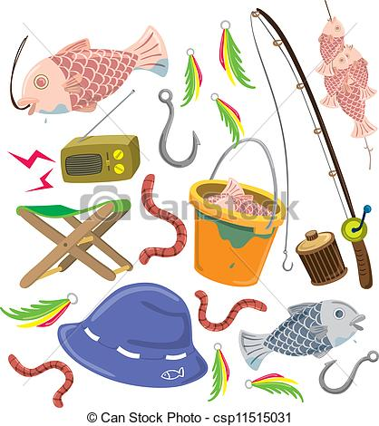 Fishing lure Clipart Vector Graphics. 2,998 Fishing lure EPS clip.