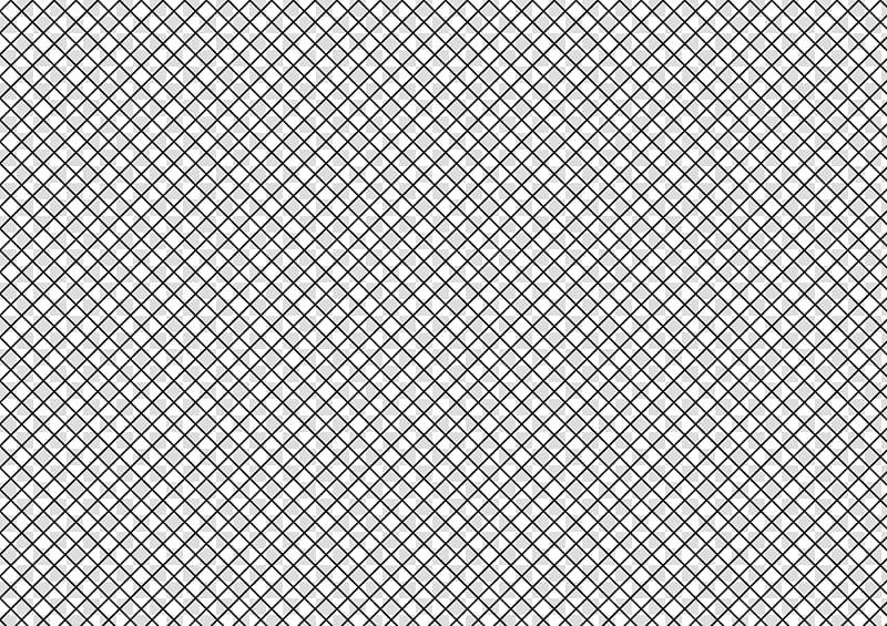 Fishnet Patterns, black screen illustration transparent background.