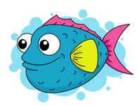 Free Fish Clipart.