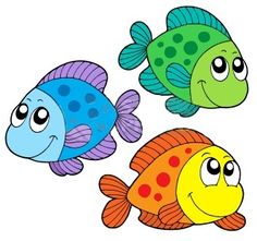 Funny Fish Clip Art Free.