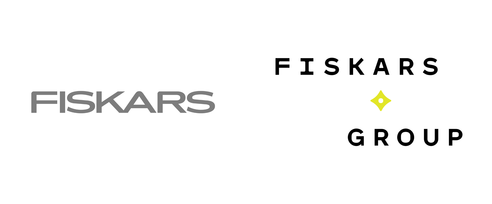 Brand New: New Logo and Identity for Fiskars Group by DesignStudio.