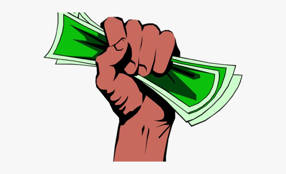 Dollar Clipart Fist Full Dollar.