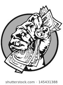 Fist full of money clipart 3 » Clipart Station.